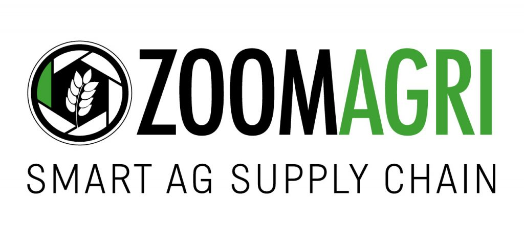 Logo picture of Zoom Agri Smart AG Supply Chain.